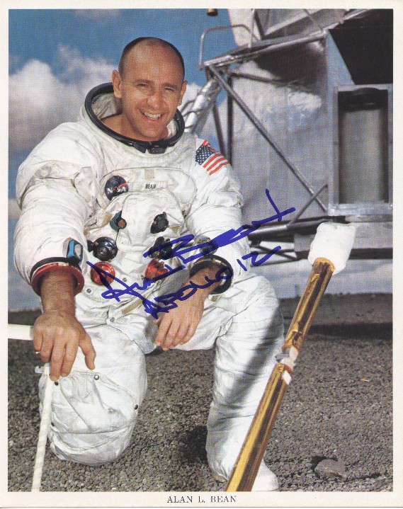 Alan Bean Astronaut - Pics about space